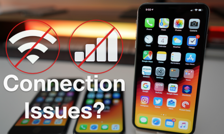 iPhone XS and XS Max LTE and WiFi issues?