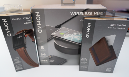iPhone and Watch Accessories by Nomad