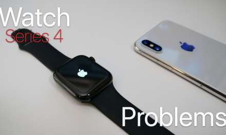 Apple Watch Series 4 Keeps Locking Up