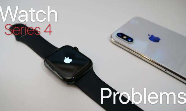 Apple Watch Series 4 Keeps Locking Up