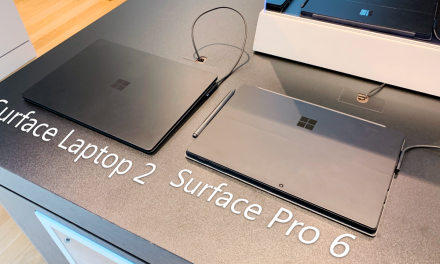 Surface Pro 6 and Surface Laptop 2 – Quick Hands On First Look