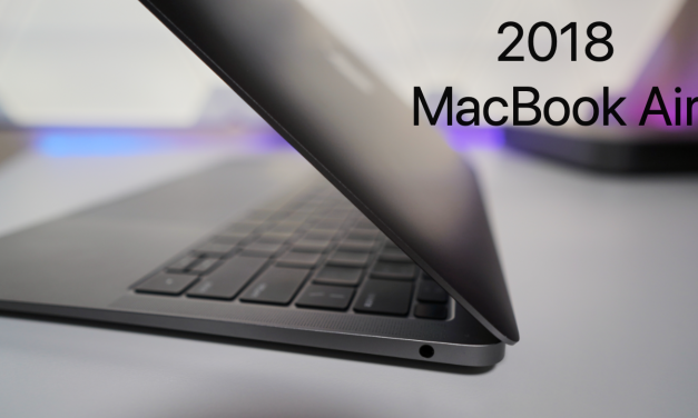 2018 MacBook Air Review