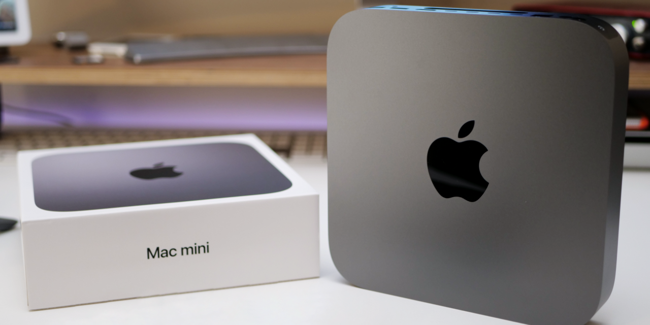 2018 Mac Mini – Unboxing, First Look and Benchmarks
