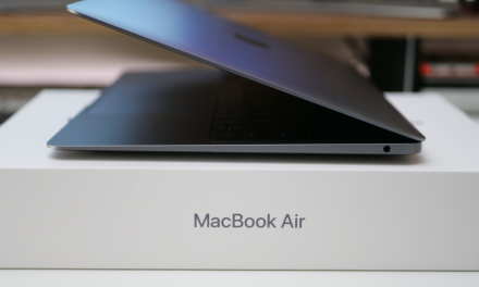 2018 MacBook Air – Unboxing, Setup and First Look