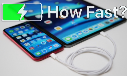 Charging iPhone using iPad Pro – How Fast is it?