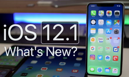 iOS 12.1 is Out! – What's New?