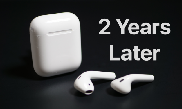 AirPods – Two Years Later