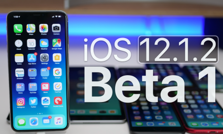 iOS 12.1.2 Beta 1 – What's New?