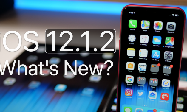 iOS 12.1.2 is Out! – What's New?