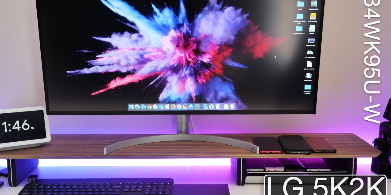 LG 5K Ultrawide Monitor Review