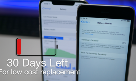 Low iPhone Battery Health? – Get Your Battery Replaced Before The Price Goes Up