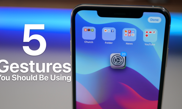 5 iPhone Gestures and Tips You Should Be Using
