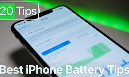 iPhone Battery Tips from Best To Worst