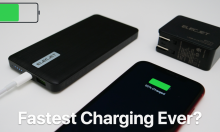 The Fastest Charging Battery Pack Ever? – For iPhone, Android and more.