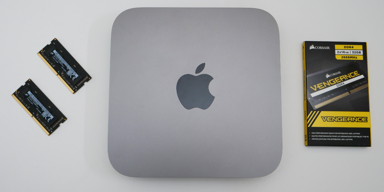 How To Upgrade 2018 Mac Mini RAM