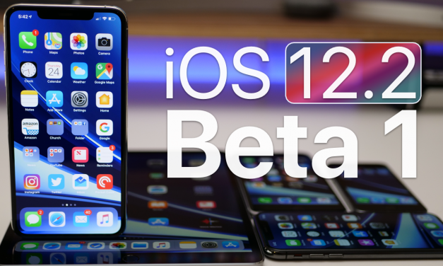 iOS 12.2 Beta 1 – What's New?