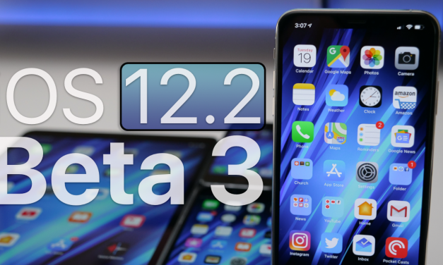 iOS 12.2 Beta 3 is Out! – What's New?