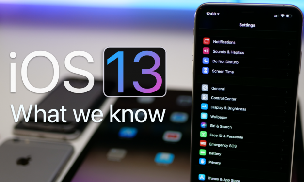 iOS 13 – What We Know So Far – Dark Mode and More