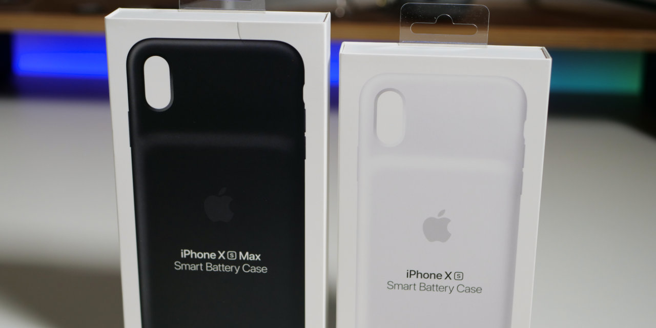 iPhone XS and XS Max – Smart Battery Case