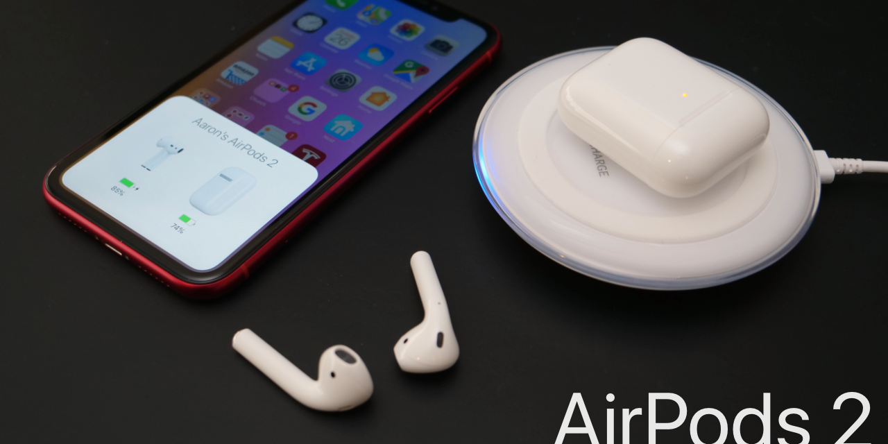 AirPods 2 – Unboxing, Setup, First Look, Listen and Comparison