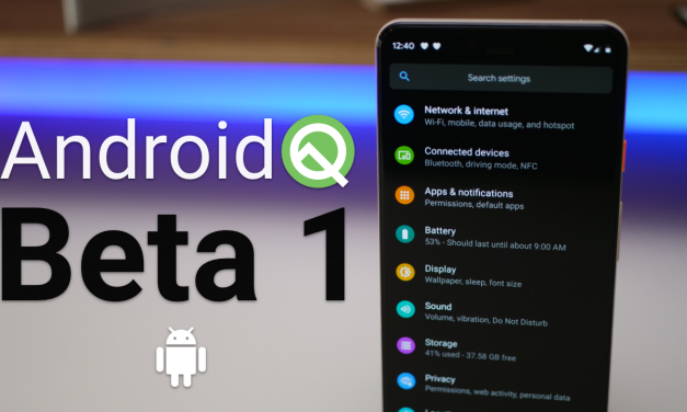 Android Q Beta 1 is Out! – What's New?