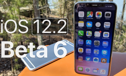 iOS 12.2 Beta 6 is Out! – What's New?