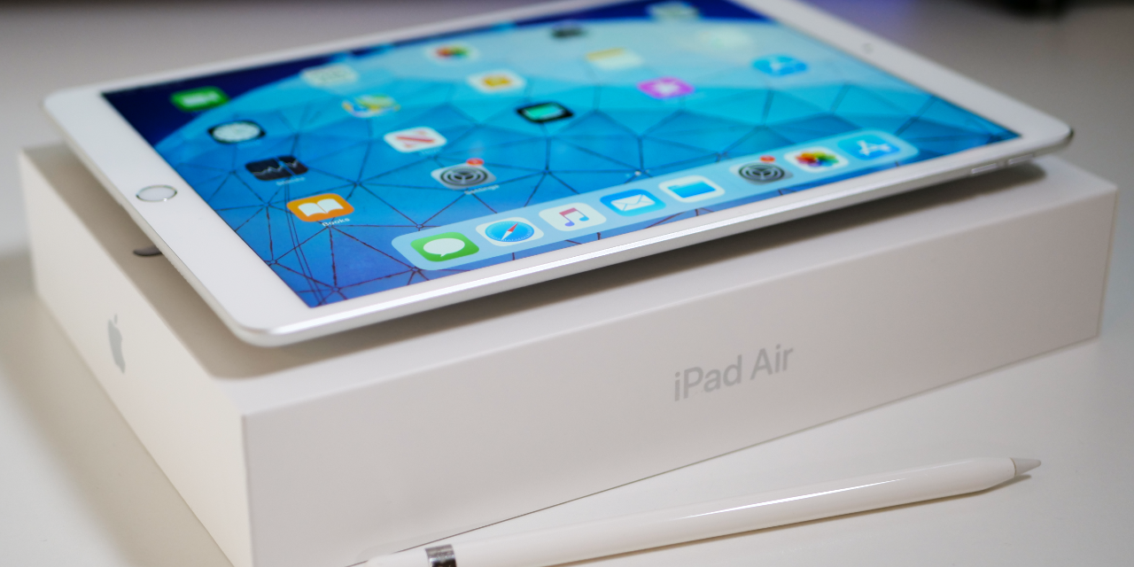 New iPad Air 2019 – Unboxing and Overview