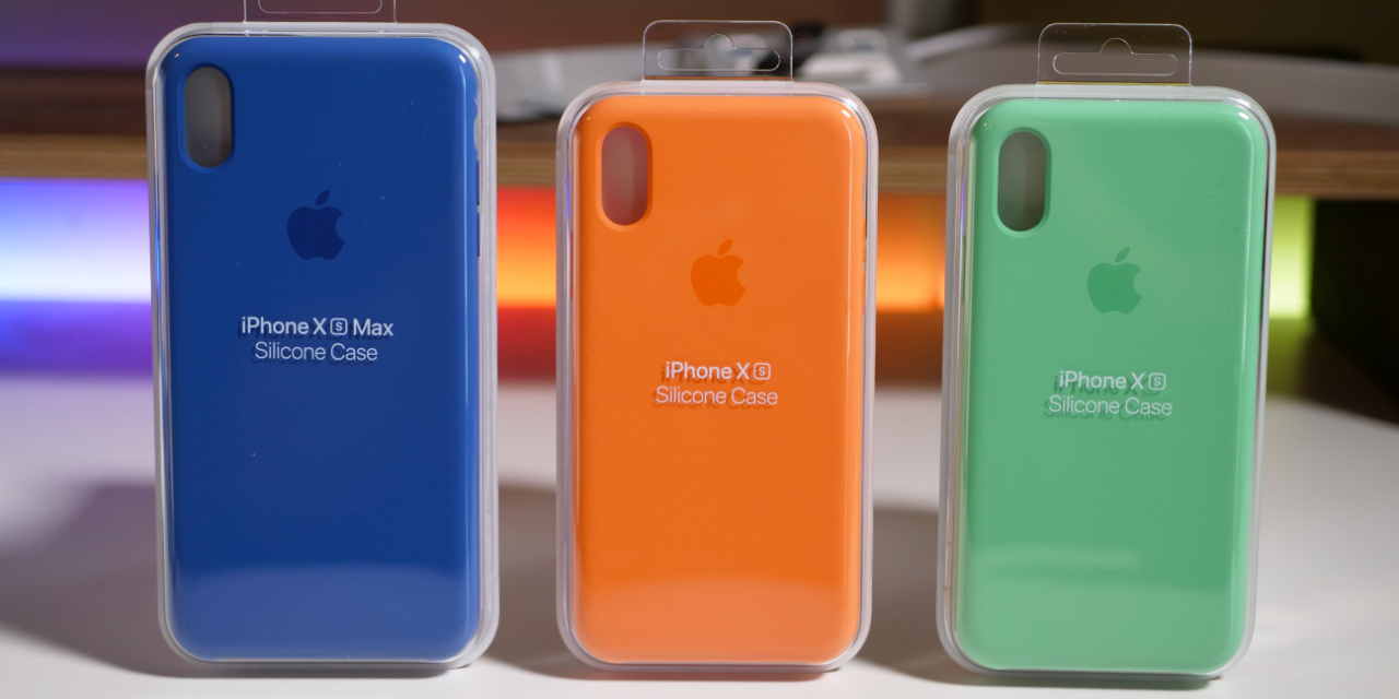 Official iPhone Spring 2019 Cases
