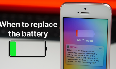iPhone Battery – When To Replace It