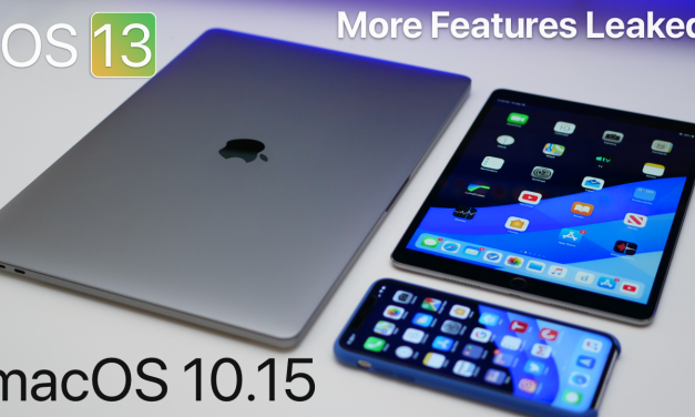 iOS 13, iPhone 11, macOS 10.15 – More Confirmed Features coming soon