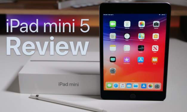 2019 iPad mini Review – What You've been waiting for
