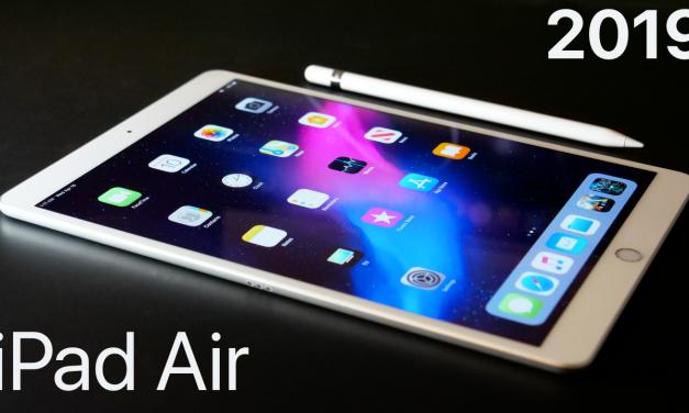 2019 iPad Air Review