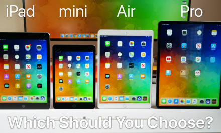 Which iPad Should You Choose in 2019?