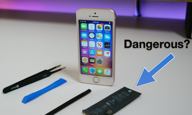 Apple Thinks Doing This Is Too Dangerous – iPhone Battery Replacement