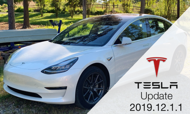 Tesla Update 2019.12.1.1 – What's New? (Faster Supercharging, TeslAtari and more)
