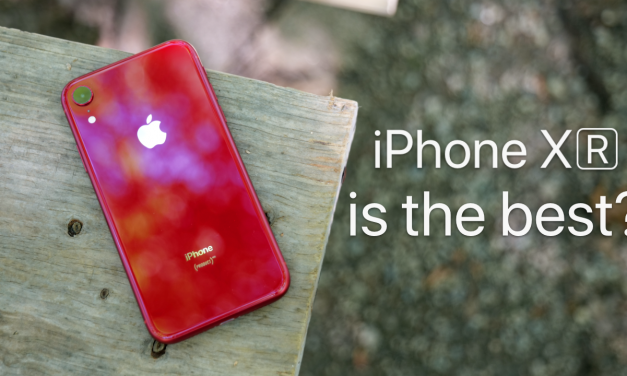 iPhone XR – I keep going back to it