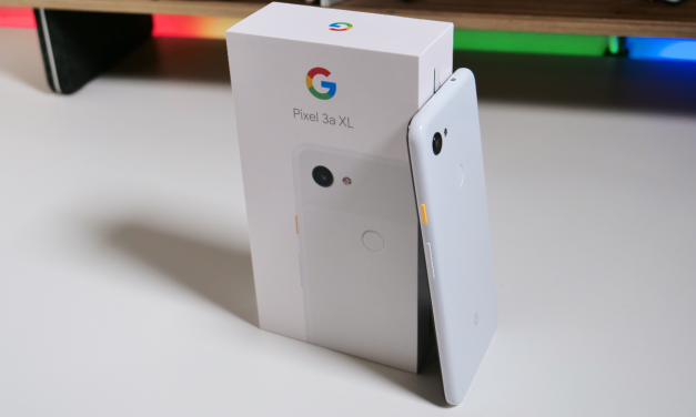 Pixel 3a XL – Unboxing, Setup and First Look