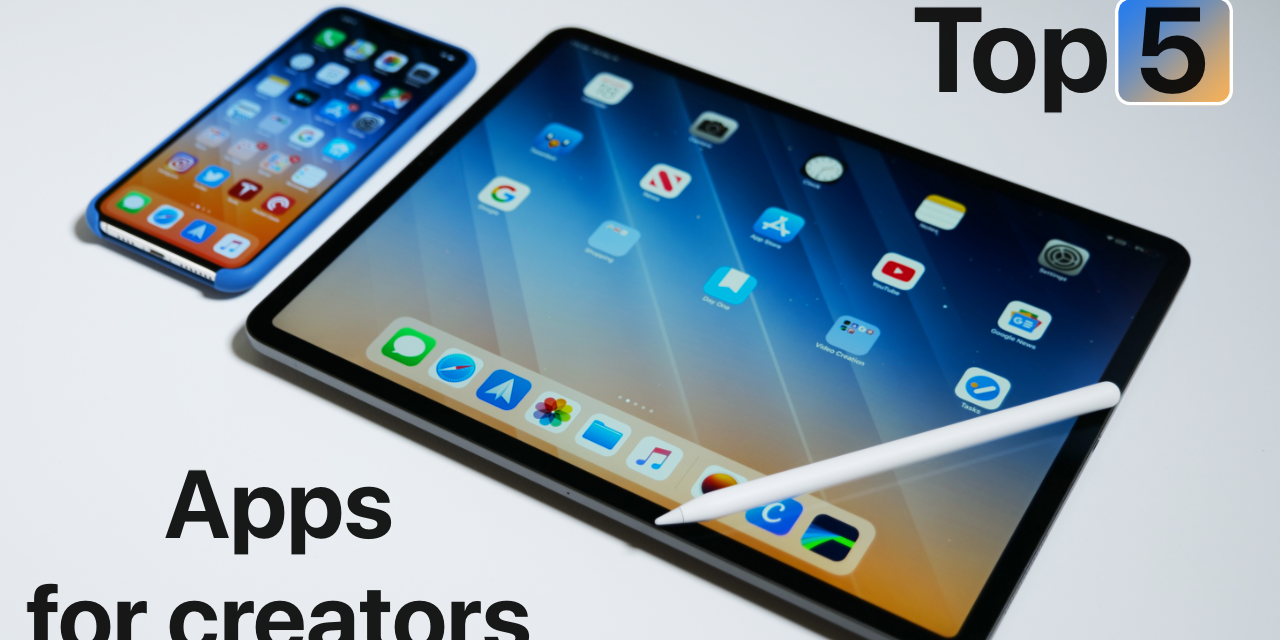 Top 5 iPad Apps for Creating Video in 2019
