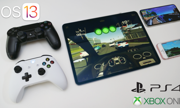 iOS 13 – How to Connect PS4 or Xbox One Controller to Play iOS Games
