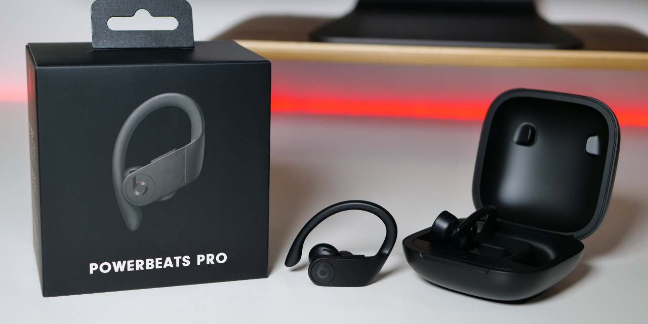 Powerbeats Pro – Unboxing and First Look