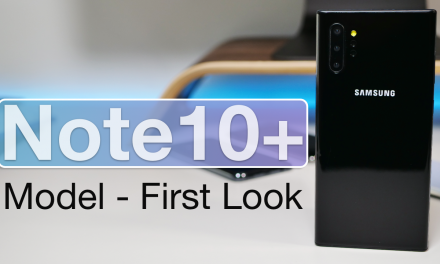 Note 10+ (Model) – Hands on First Look