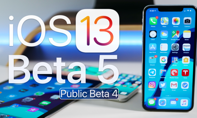 iOS 13 Beta 5 is out! – What's New?