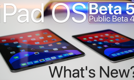 iPad OS Beta 5 – What's New?