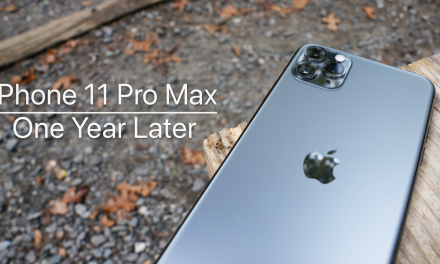 iPhone 11 Pro Max – 1 Year Later